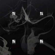 BTS [WINGS] 2nd Album Random Ver. CD+POSTER+96p Photo Book+Card+Gift Card SEALED