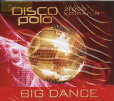 = BIG DANCE - ZLOTA KOLEKCJA DISCO POLO // CD sealed