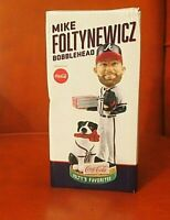 Mike Foltynewicz Bobblehead Coca Cola Folty's Favorites Atlanta Braves 2018 SGA