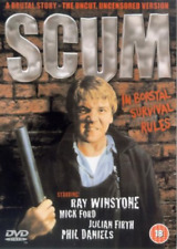 SCUM DVD - RAY WINSTONE - NEW / SEALED DVD - UK STOCK