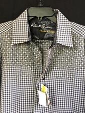 "ROBERT GRAHAM NWT Men's,""Good Life"" Limited Edition Shirt,, Sz 2XL,Rt $398"