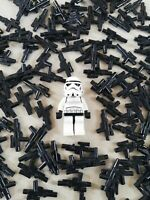 Genuine LEGO - bulk star wars blasters!!! weapons for minifigures!