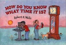 How Do You Know What Time It Is? (Wells of Knowledge Science Series) by Wells,