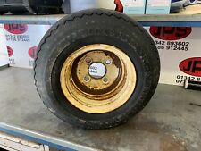 18x8.50-8 wheel & tyre X clubcar PQ0431 golf buggy.......£30+VAT