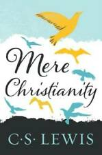 Mere Christianity - Paperback By C. S. Lewis - GOOD