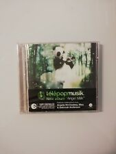 TELEPOPMUSIK - ANGEL MILK - SEALED CD