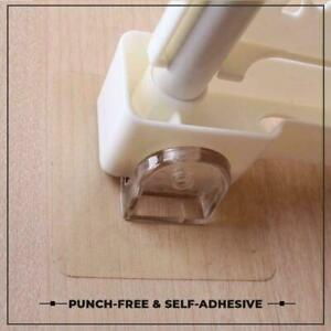 10Pcs Wardrobe Partition Holder ABS Material DIY Which is Duranl For a Long Use