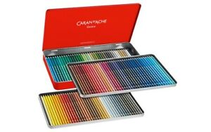 Caran D'Ache Pablo Artist Pencils 120 Brand New, Latest Design