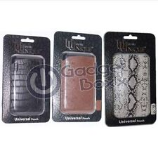Apple Synthetic Leather Mobile Phone Pouches/Sleeves