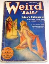 Vintage Paperback Pulps Magazines in English