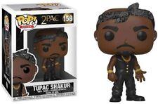 Funko Pop! 2pac Tupac Shakur Rocks #158 Collectible Figure W/Protector