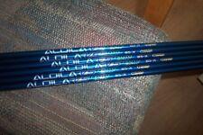 6 BRAND NEW Aldila VS Proto By You 85-x extra stiff   5 - pw  iron shafts