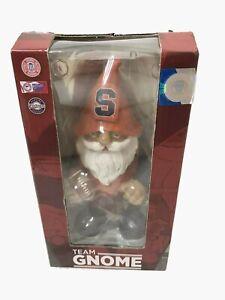 Team Gnome Collegiate Syracuse Football Figure
