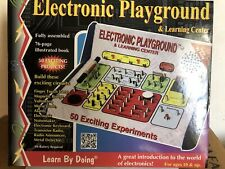 Elenco 4101027 Electronic Playground 50-in-One