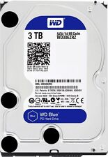 3TB Festplatte Western Digital WD30EZRZ 3000 GB SATA600 5400 U/min 64MB Cache