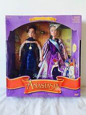 NRFB ~ 1997 Anastasia Key to the Past ANASTASIA & EMPRESS MARIE -- Galoob Toys