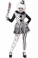Women's Killer Clown Fancy dress costume Small