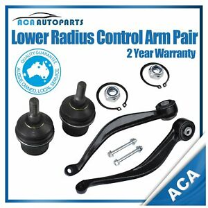 Front Lower Control Radius Arms Ball Joints for Ford Territory SX SY AWD 2WD L&R