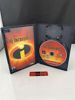 Disney Pixar The Incredibles Sony PlayStation 2 2004 PS2 Tested Complete CIB