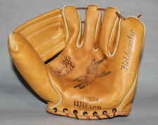 Antique Vintage 1960's Wilson A2974 Roy McMillan Fieldmaster baseball glove
