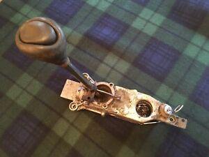 Saab Classic 900 Automatic Transmission, Key, Tumbler Lock Out