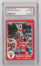 1984-85 Michael Jordan Star RP Gem Mint 10 card 🏀🔥