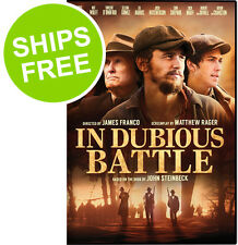 In Dubious Battle (DVD, 2017) NEW, Sealed, Steinbeck, James Franco, Selena Gomez