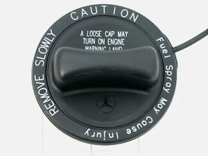Mercedes r129 w140 r170 w202 Gas fuel Cap GENUINE new petrol tank filler cover