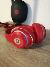 Beats By Dr Dre Studio 2 Wired Red Headphones