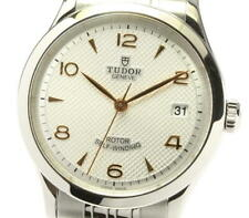 TUDOR 91450 Date Silver Dial Automatic Men's Watch_560019