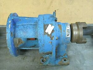 SUMITOMO GEARBOX SPEED REDUCER CNH-612HY-11 11:1 RATIO 7.95HP 1750RPM - USED