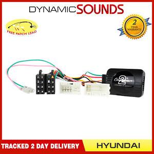 CTSHY005.2 Steering Wheel Stalk Control Adaptor For Hyundai i40 (2011>)