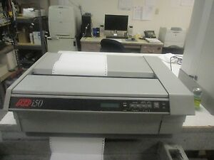 ADP-i50 Forms Printer.  Printek Part Number: 92258.  Good Used Complete Printer<