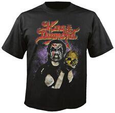KING DIAMOND - Conspiracy - Skull - Tour 89 - T-Shirt