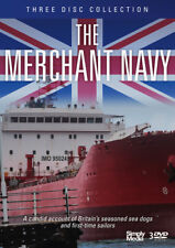 The Merchant Navy DVD (2016) ***NEW***