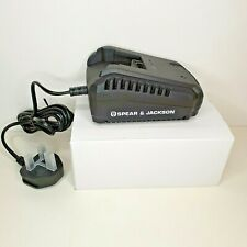 Spear and Jackson Battery Charger ZDBC2600-2200