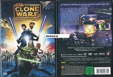 DVD - Star Wars: The Clone Wars der Film / Animation