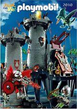 PLAYMOBIL  Catalogue officiel 2010 - 52 pages couleurs NEUF - Format 21x29,7 cm