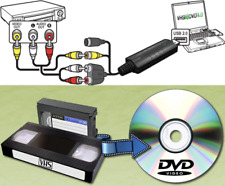 VHS 2 DVD Converter with Software
