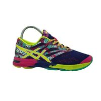 Asics Gel Noosa Tri 10 Running Gym Trainers Multicoloured Womens Size 4 Pink