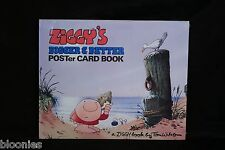 Ziggy's Bigger & Better POSTer Card Book Post Card 1981 NEW!