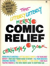 Utterly Utterly Merry Comic Relief Christmas Book by Douglas Adams, etc. (Paperb
