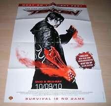 Filmposter A1 Neu Filmplakat Poster Film Plakat Tekken