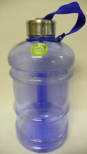 Half Gallon Drinking Container Jug Water Bottle BPA Free Stainless Steel Cap