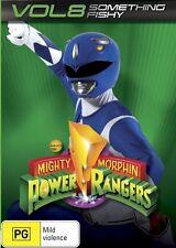 Mighty Morphin Power Rangers : Vol 8 (DVD, 2014)