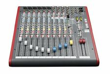 Allen and Heath ZED-12FX 12-Channel Mixer with USB & Effects -Authorized Dealer-