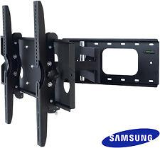 Corner Full-Motion TV Wall Mount 40 42 50 52 55 60 70 Inch Samsung LCD LED HDTV