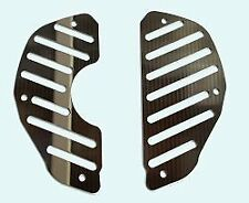 Yamaha V-Max 1200 Stainless Steel Air Scoop Grilles (pair)