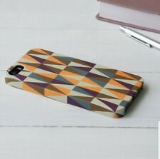 BNIP GEOMETRIC METRO PRINTED CASE BACK COVER PROTECTOR FOR IPHONE 5 5s SE
