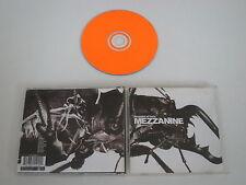 MASSIVE ATTACK/MEZZANINE(CIRCA WBRCD4+VIRGIN 7243 8 45599 2 2) CD ALBUM